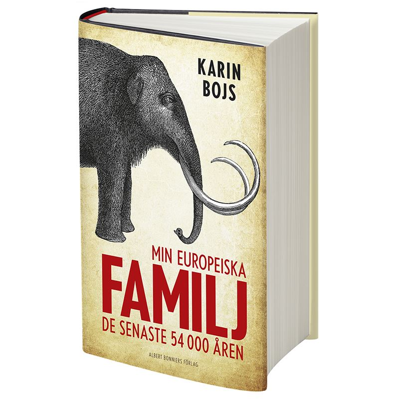 Öppen bokcirkel: Min europeiska familj