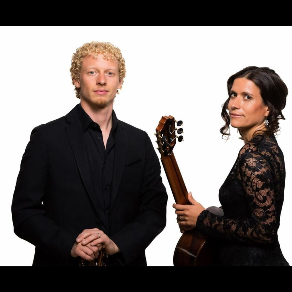 Duon Möller-Fraticelli - Sundsvalls VIII Gitarrfestival