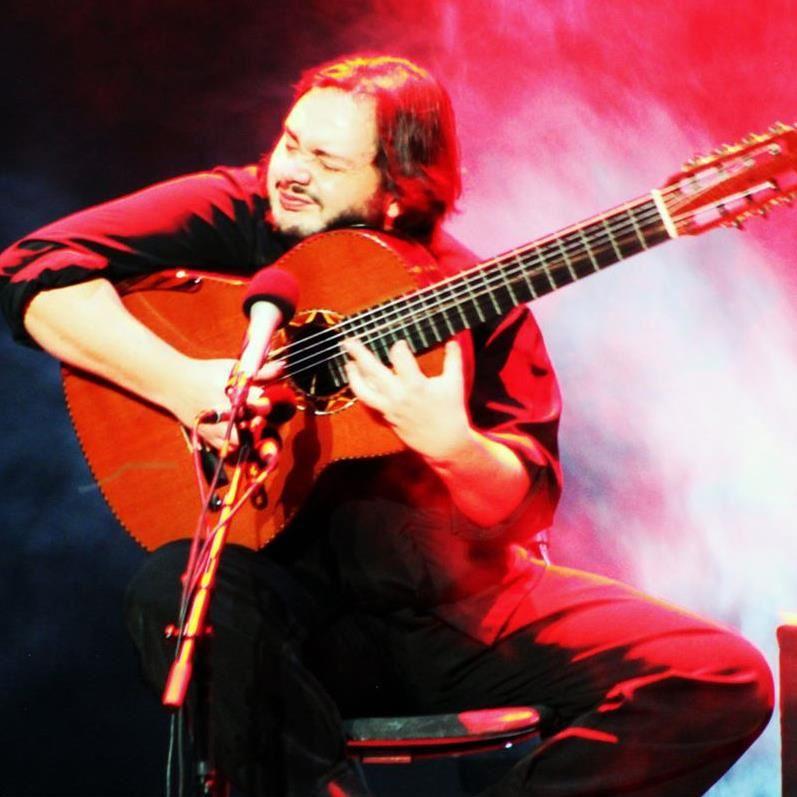 Yamandu Costa - Sundsvalls VIII Gitarrfestival