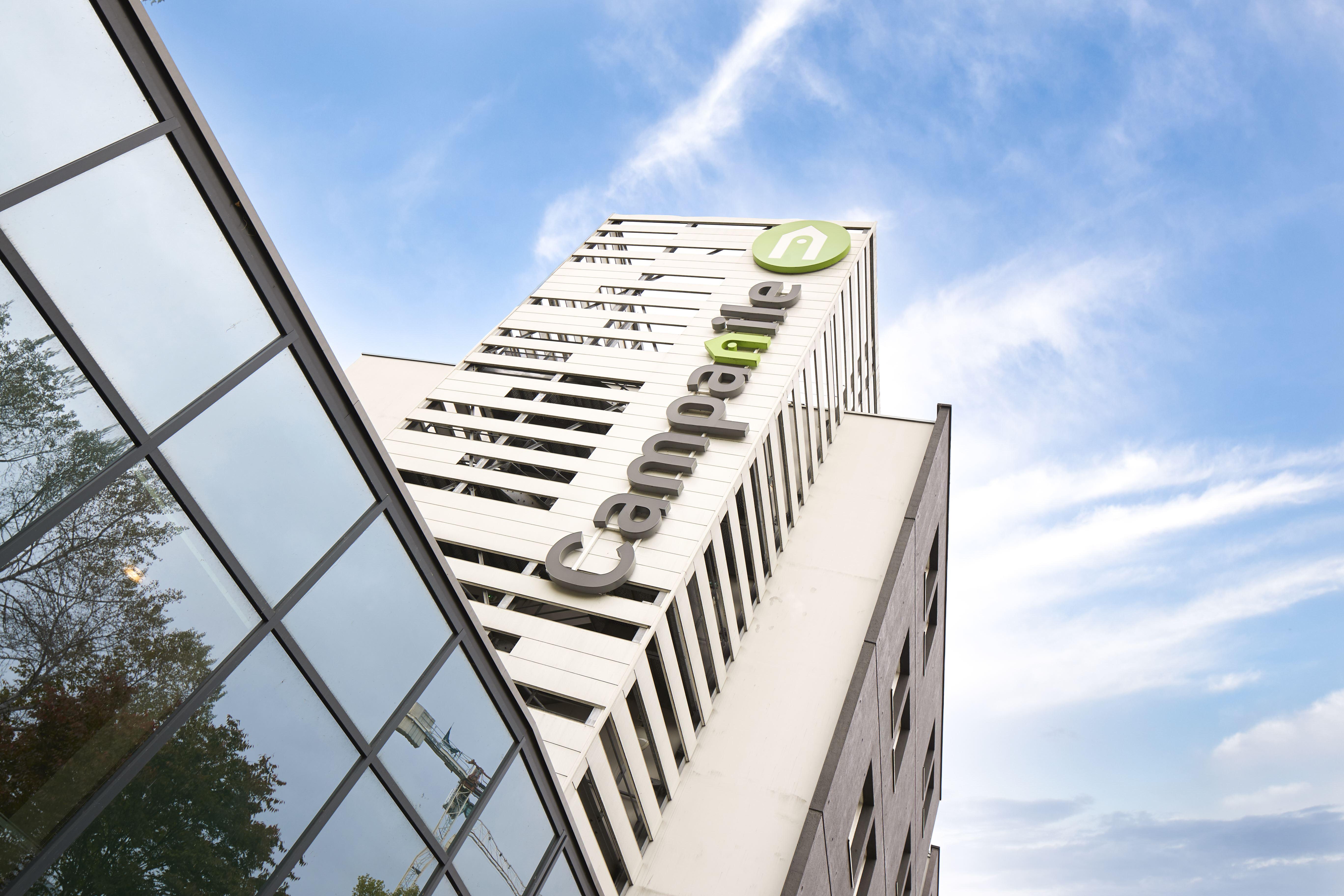 Campanile Nantes Centre Saint Jacques Hotel