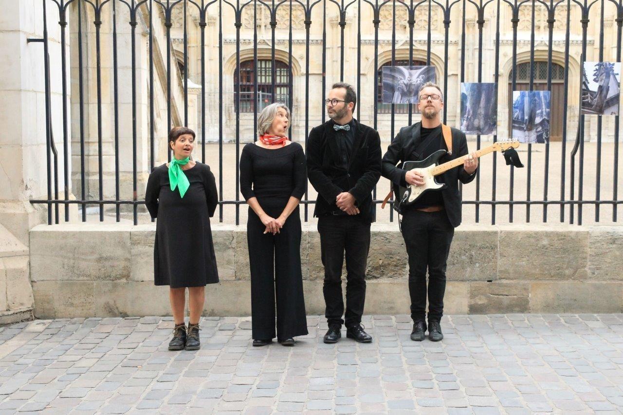 Rouen Libertine (visite théâtralisée)
