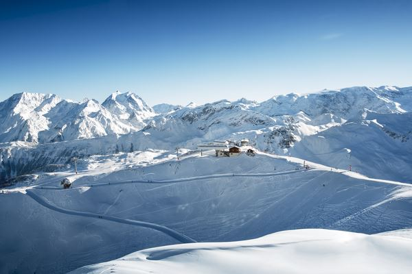 3 rooms, 4/6 people ski-in ski-out / Les Brigues 443 (Mountain of charm)