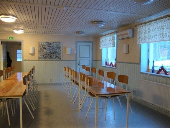 Nusnäs bygdegård