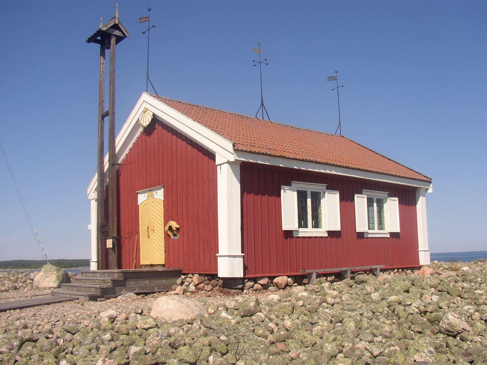 © Länsmuseet Gävleborg, Kuggörarnas kapell