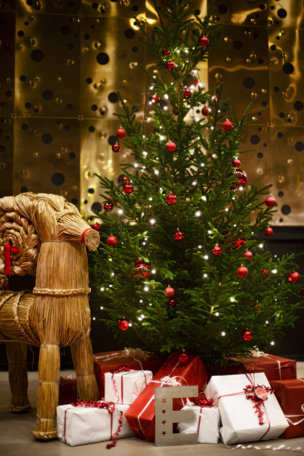 Julbordspaket med boende på Elite Grand Hotel