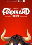 Bio: Tjuren Ferdinand (sv tal)