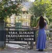 Trädgårdscafé på Malå bibliotek