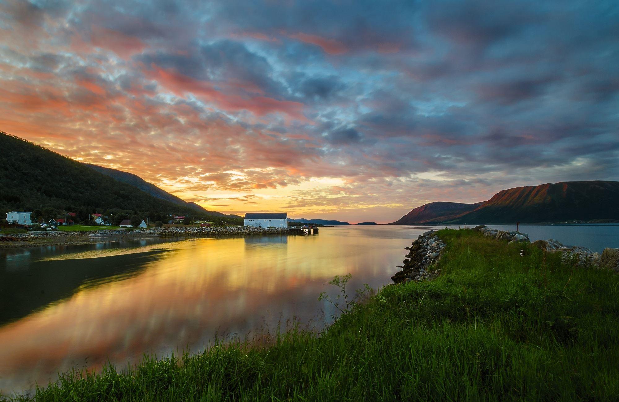 Ragnahuset - Andøy fjordfiske
