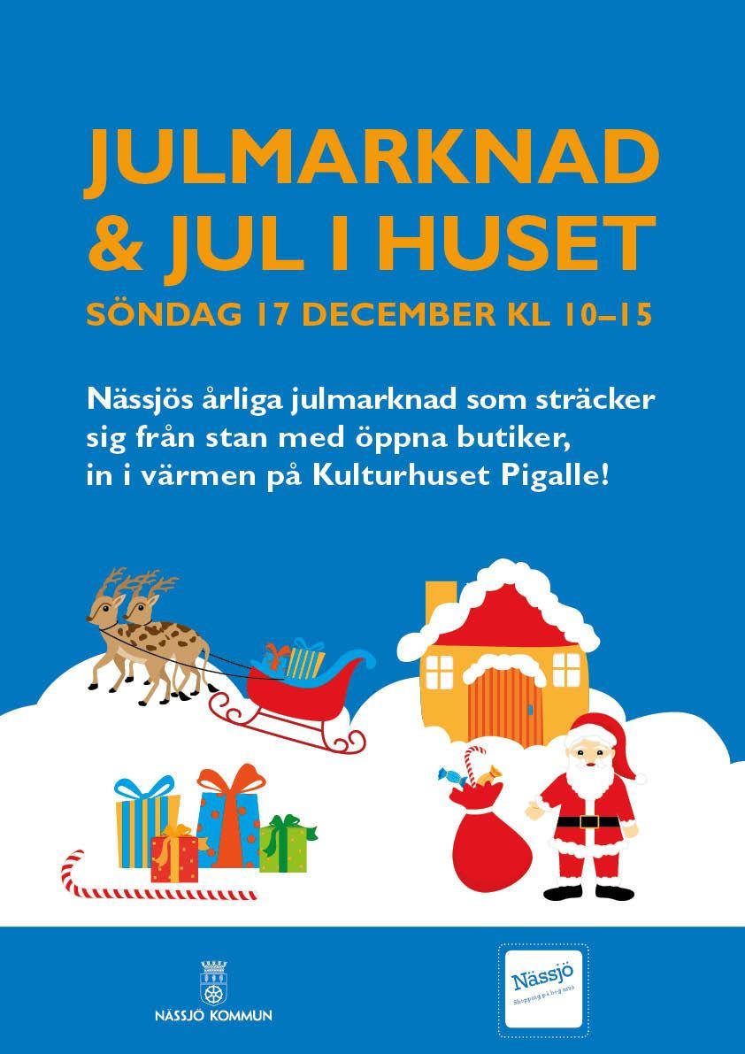 Julmarknad & Jul i huset