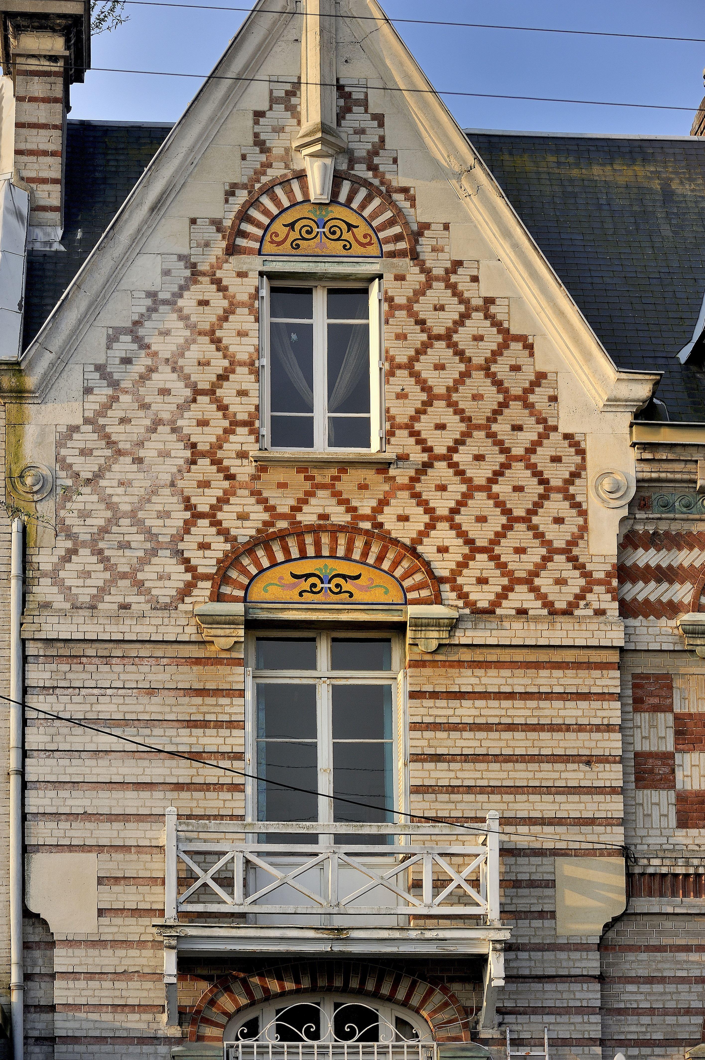 Y'a-t-il de l'art nouveau à Rouen (visite guidée)