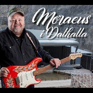 Moraeus i Dalhalla 21 och 22 juli 2018
