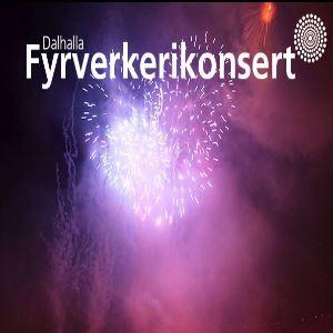 Fyrverkerikonsert 1 september 2018