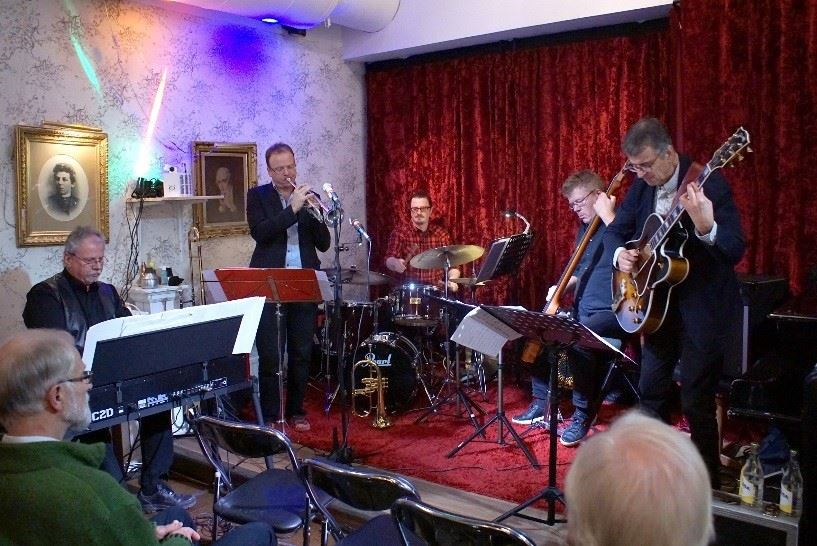 Börge Lindgren Quintet