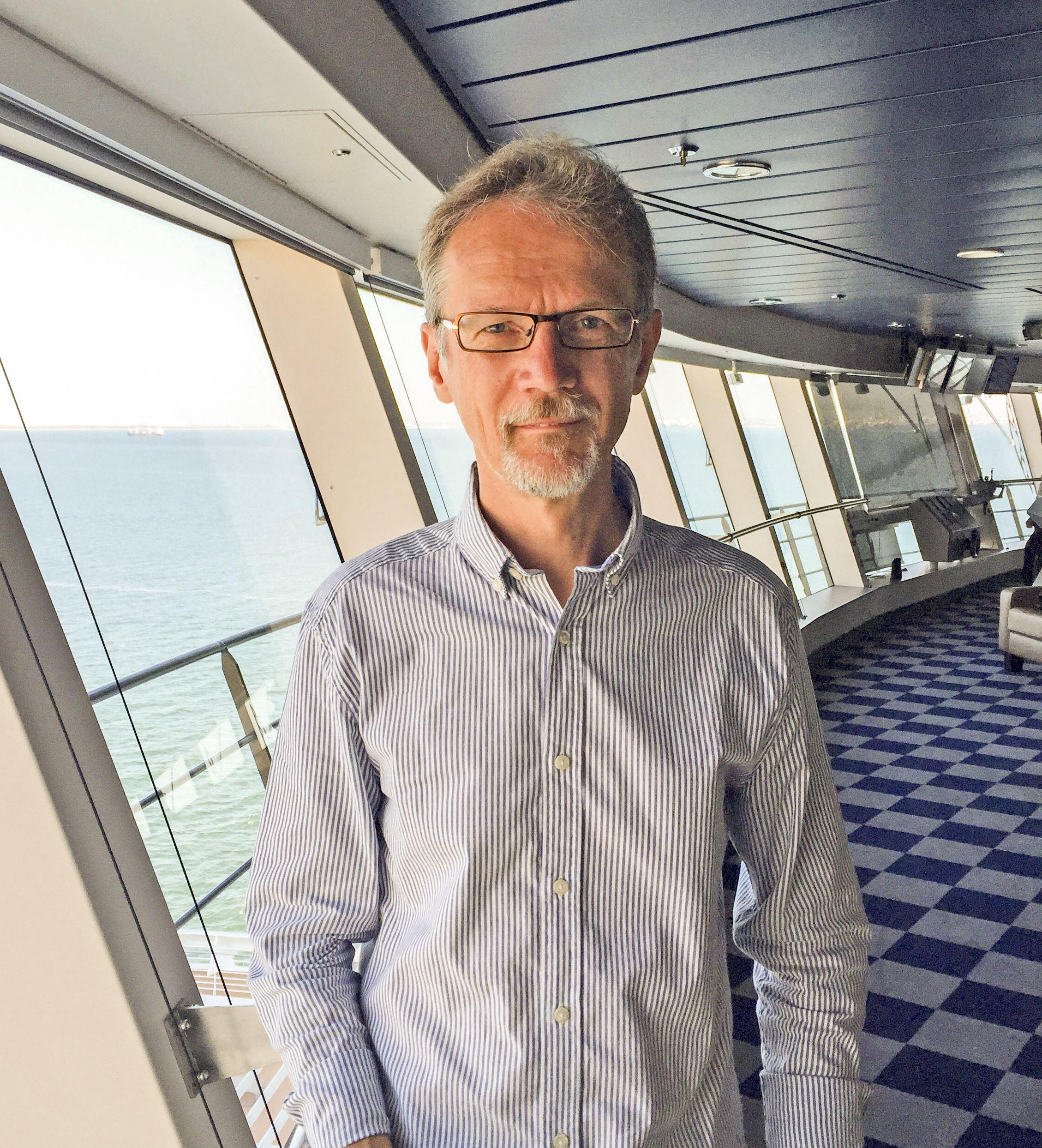 Öppen föreläsning på Sjöfartshögskolan: Allt om sjöfartens egen tidning