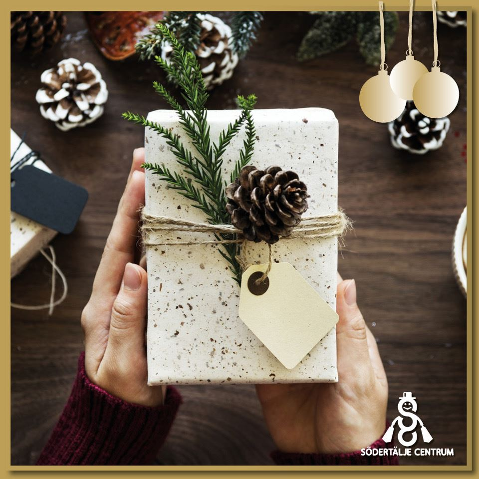 Julaktiviteter i Södertälje centrum