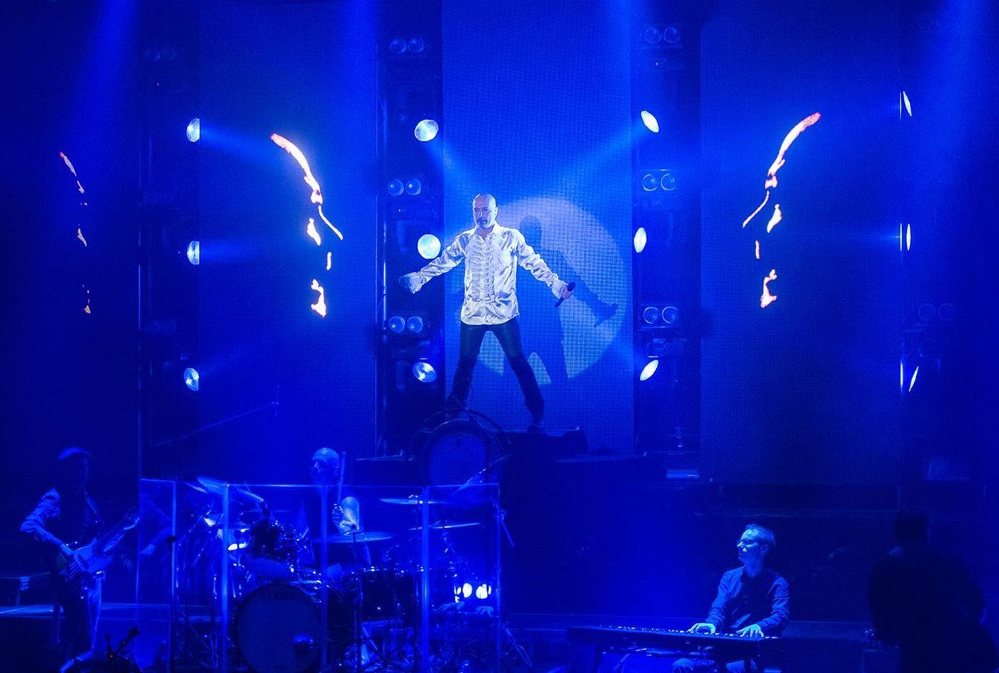 Musik: Freddie Forever