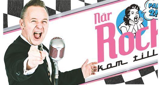 © Copy; Affisch, Kingen / När Rocken kom till Sveg - Part 2