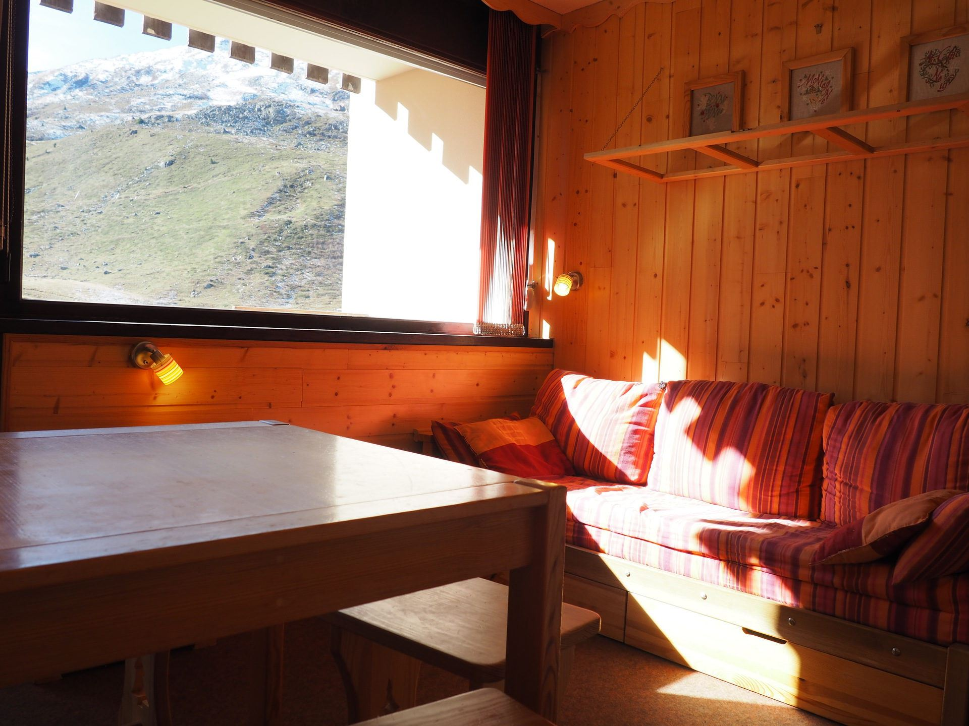 Studio cabine 4 Pers, 150m des pistes / ASTERS A1 329