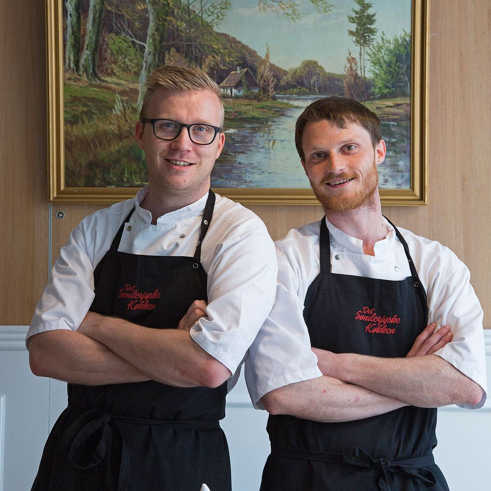 Det Sønderjyske Køkken