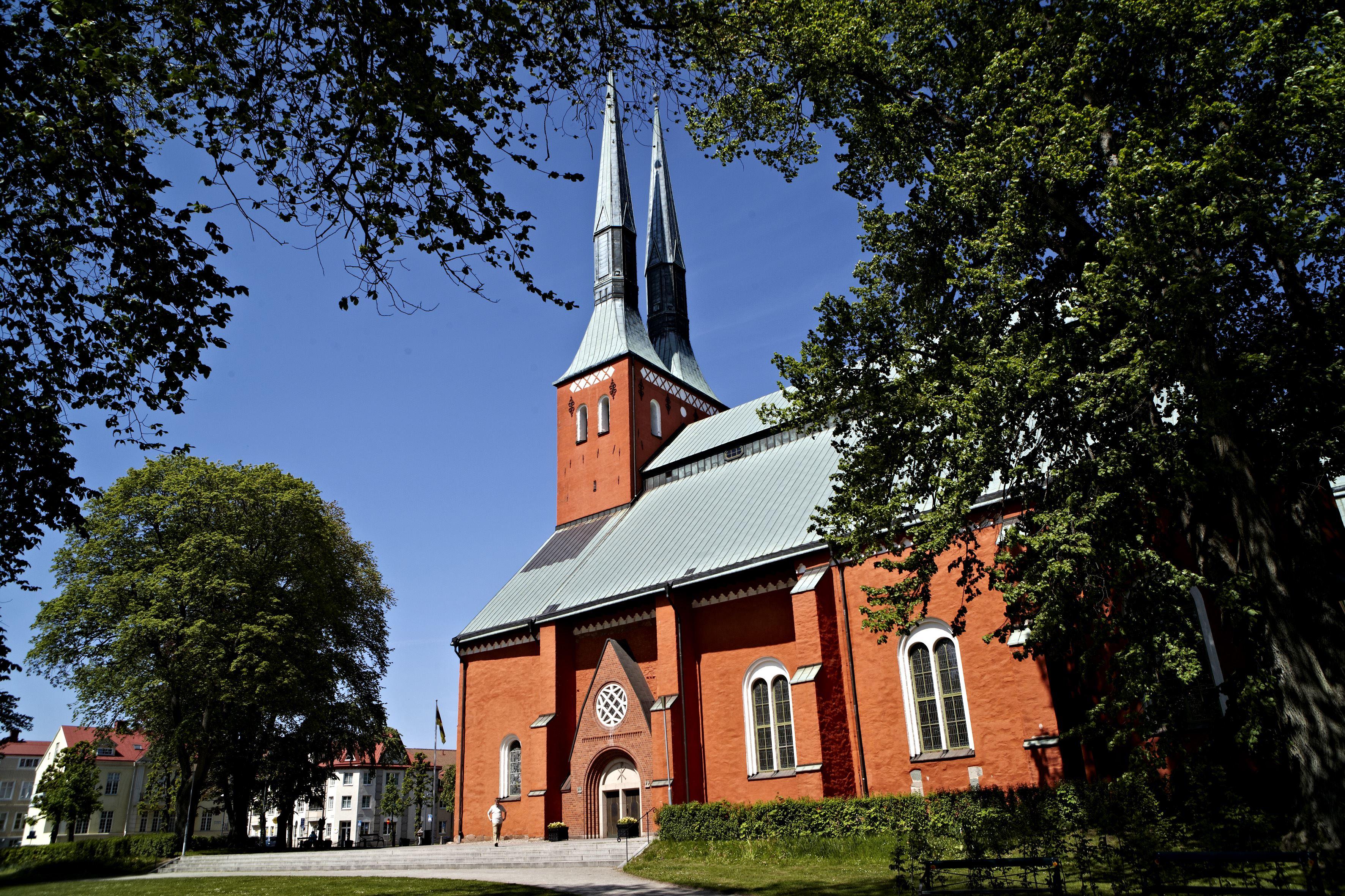 Tornuppstigning i domkyrkan