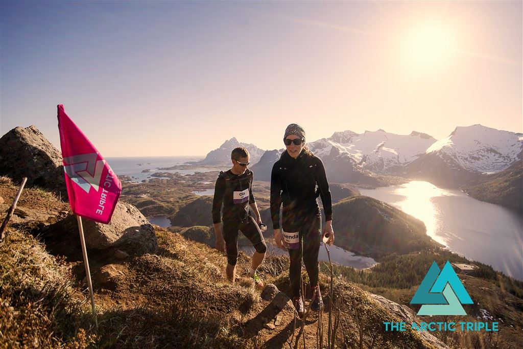 © Foto: Kai-Otto Melau, Lofoten Ultra-Trail 12 km // The Arctic Triple