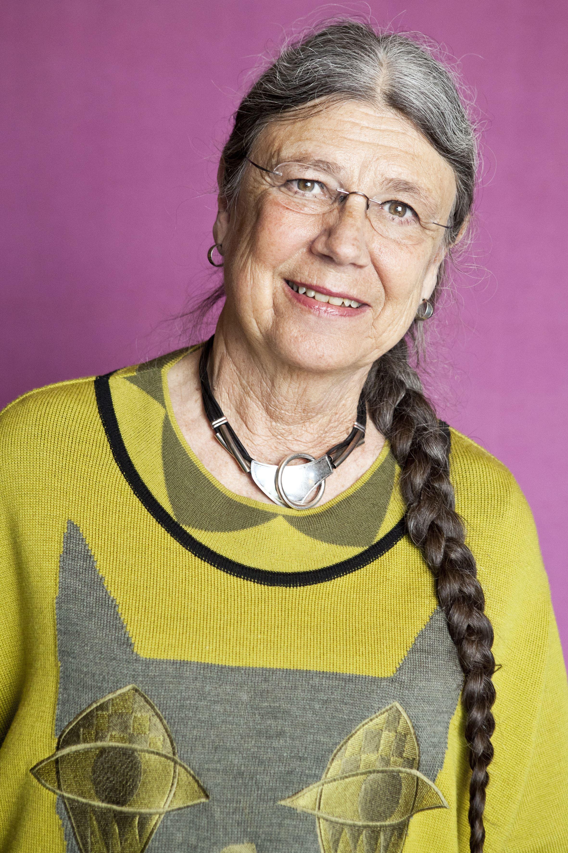 Författarbesök: Karin Brunk-Holmkvist