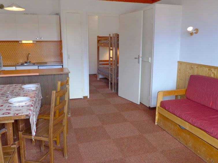 Lac Blanc 101 - 2 rooms + cabin - 4  persons - 1 bronze snowflake