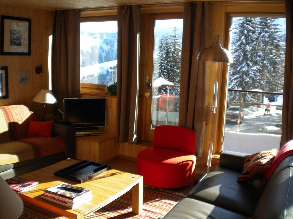 3 rooms, 4 people / Les Clarines (mountain of charm)