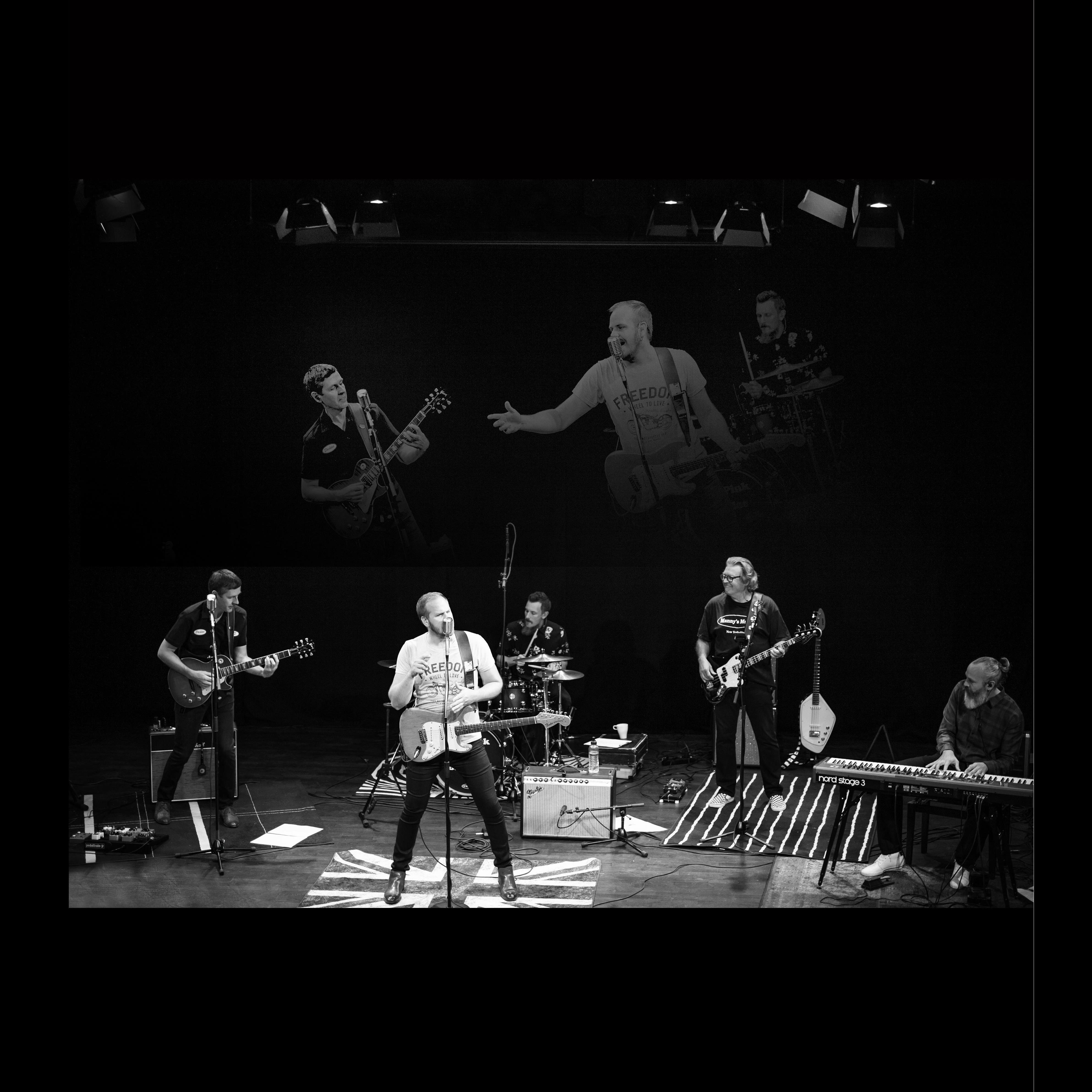 Andreas Jonsson & The Pink Cadillac Band