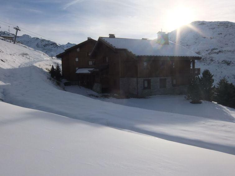 3 Pièces 5 Pers skis aux pieds / SAPINIERE 8