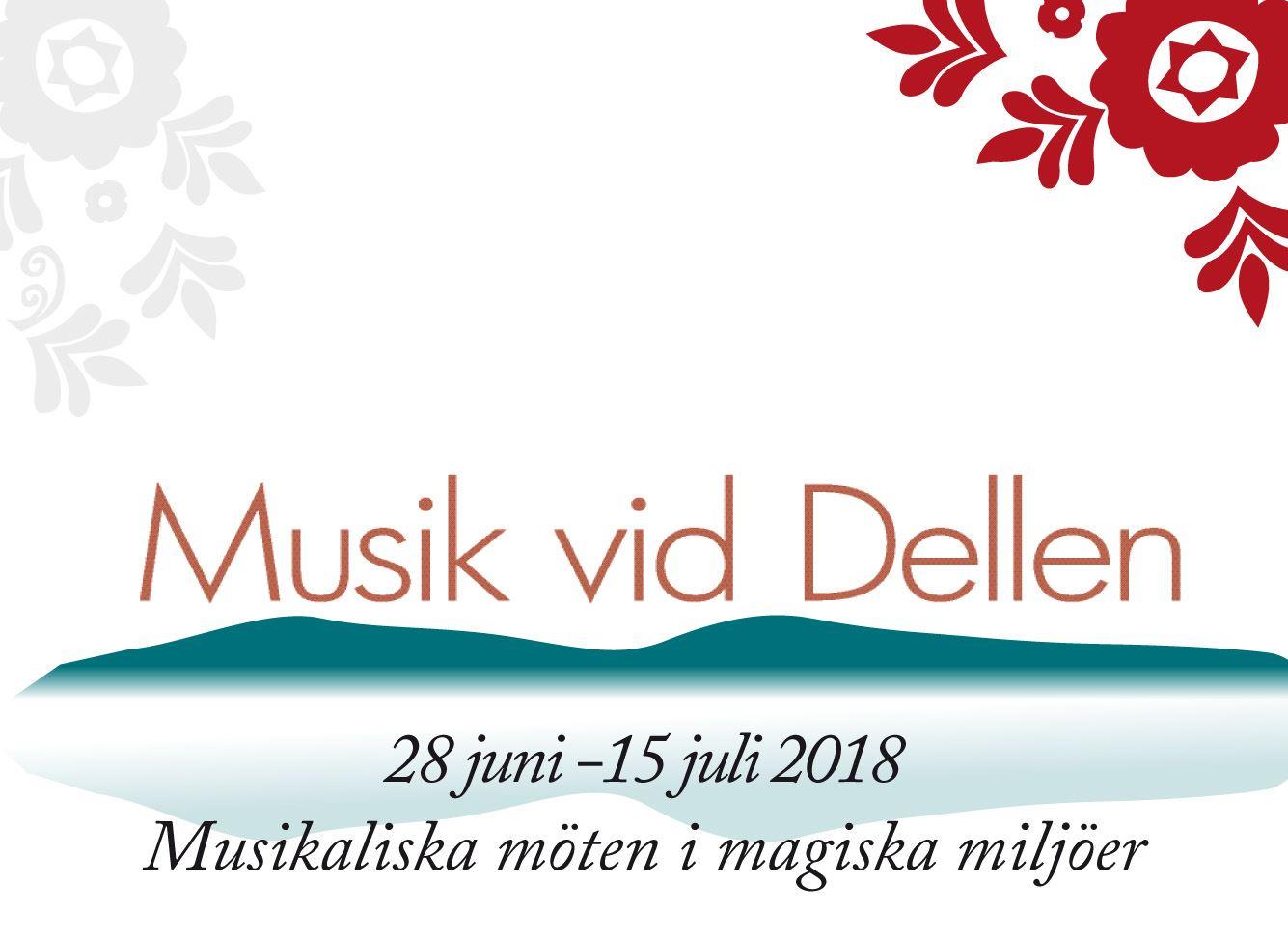 Musik vid Dellen 2018