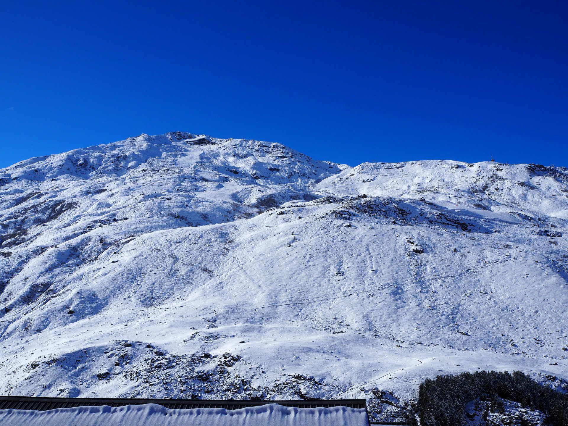 2 Pièces 4 pers ski au pied / Aconit 406