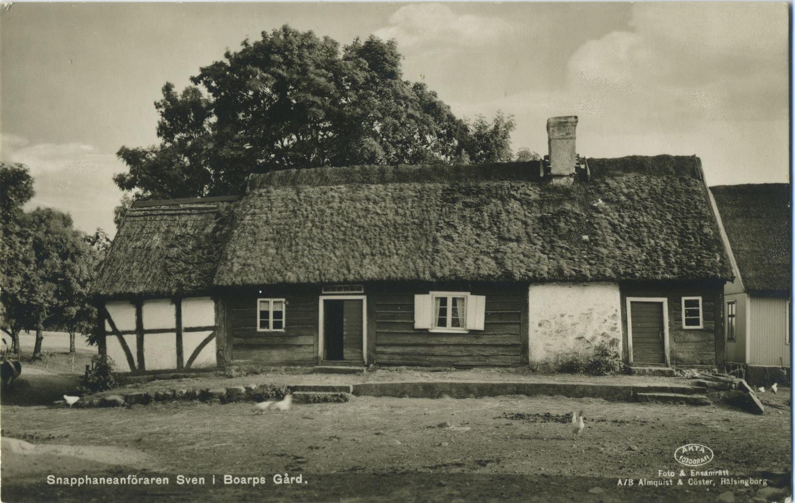 Lokalhistorisk måndag - Brott och straff i Ängelholm
