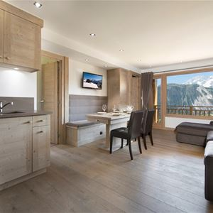 3 rooms, 6 people ski-in, ski-out / Nogentil A301 (Mountain of Charm)