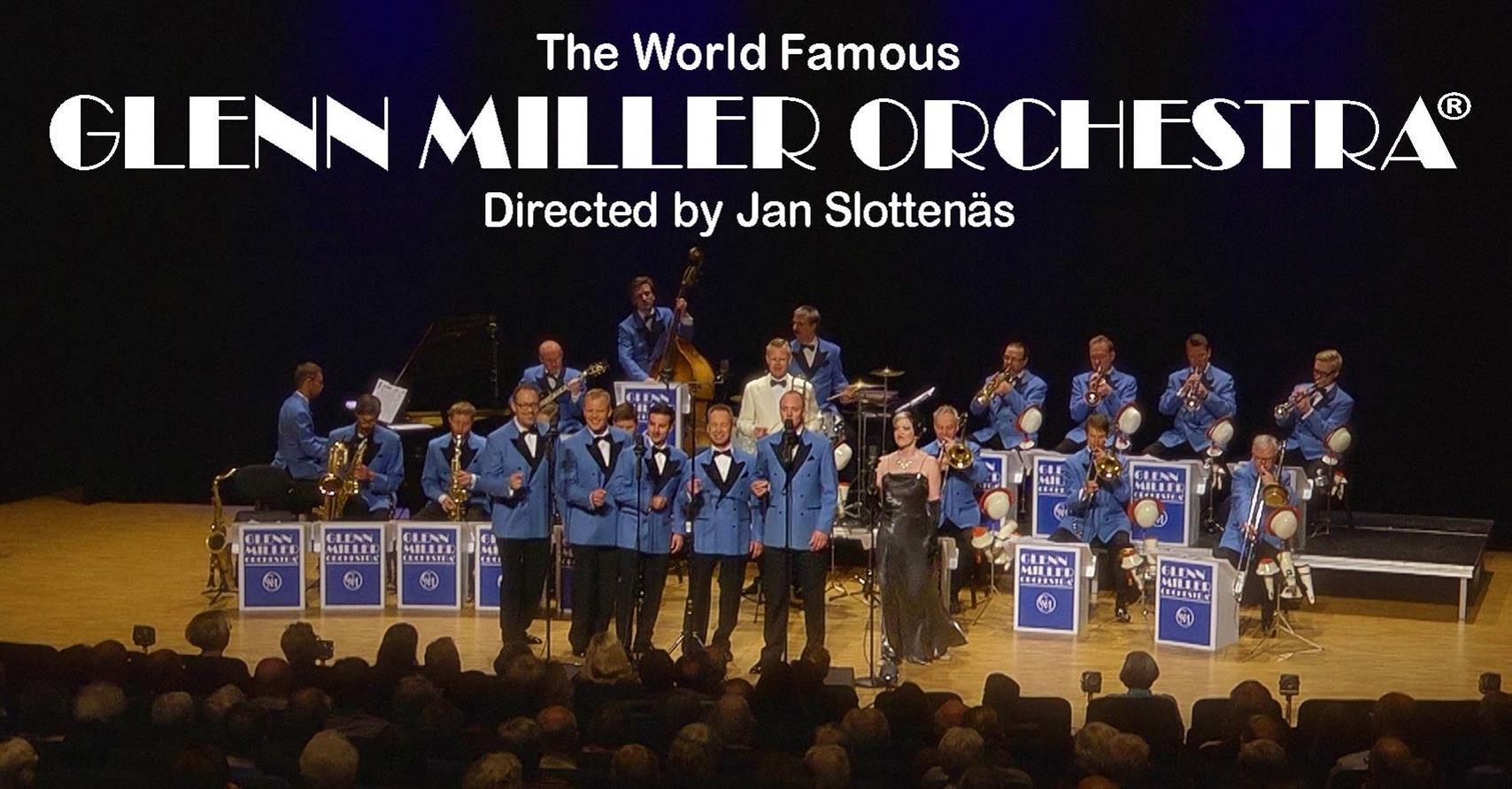 © Artist Management Sweden AB, Konsert med Glenn Miller Orchestra