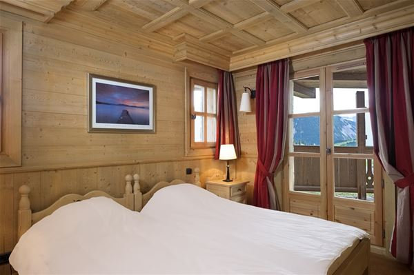 5 rooms, 8 people / CHALET SILVA (Mountain of Dream)