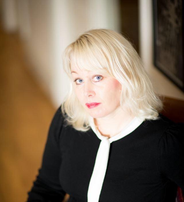 Författarbesök - Ann Heberlein
