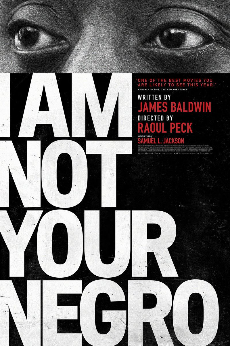 Hässleholms Filmstudio - I am not your negro
