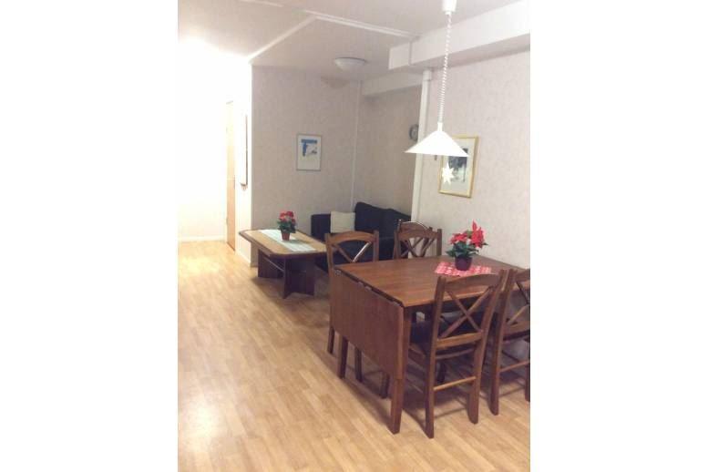Örnsköldsvik - Lägenhet bostadsrätt nära centrum