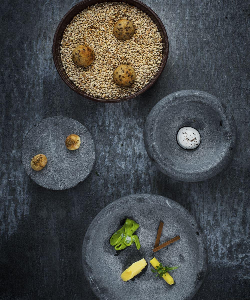 Marius Rua,  © Marius Rua, Ulike typer brød og smør i Fagns inspirasjonsmeny