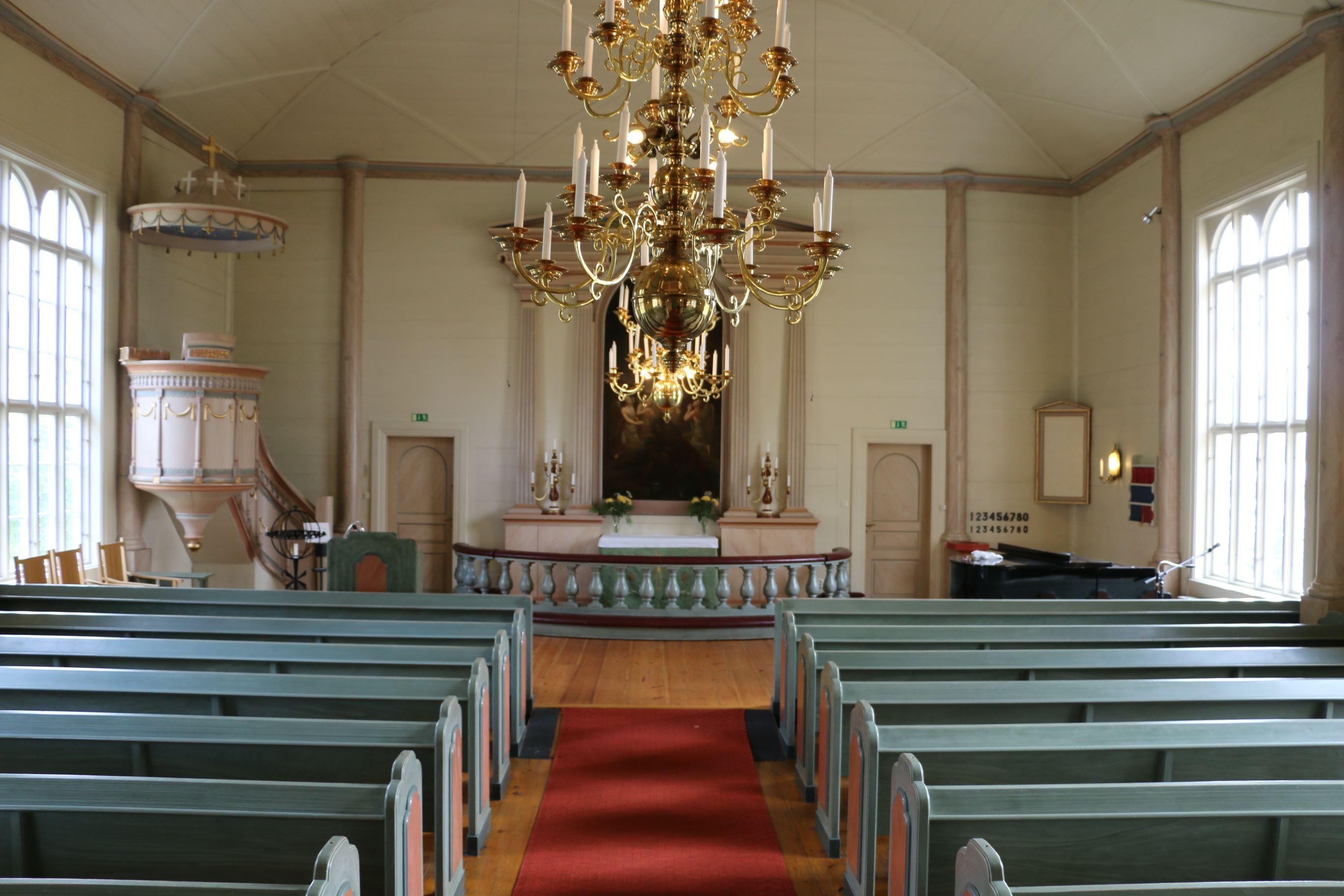 Lunchkonsert - Malå församling