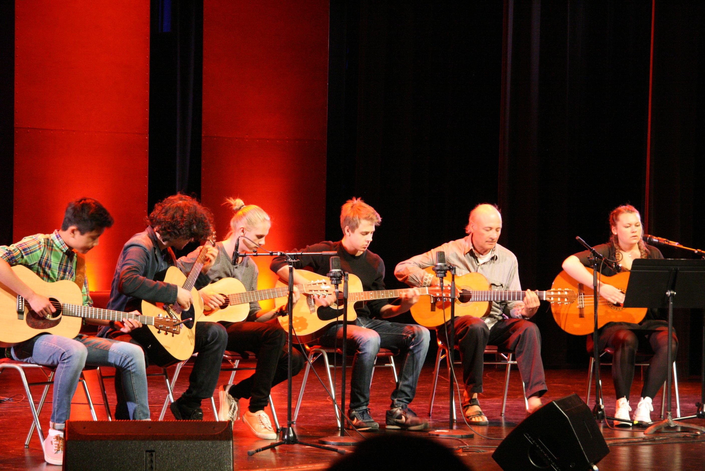 Göran Olsson, Gitarrkonsert Kulturskolan