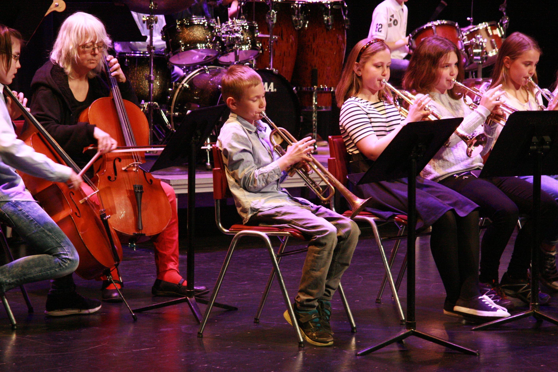 Cafékonsert med skön musik - Kulturskolan