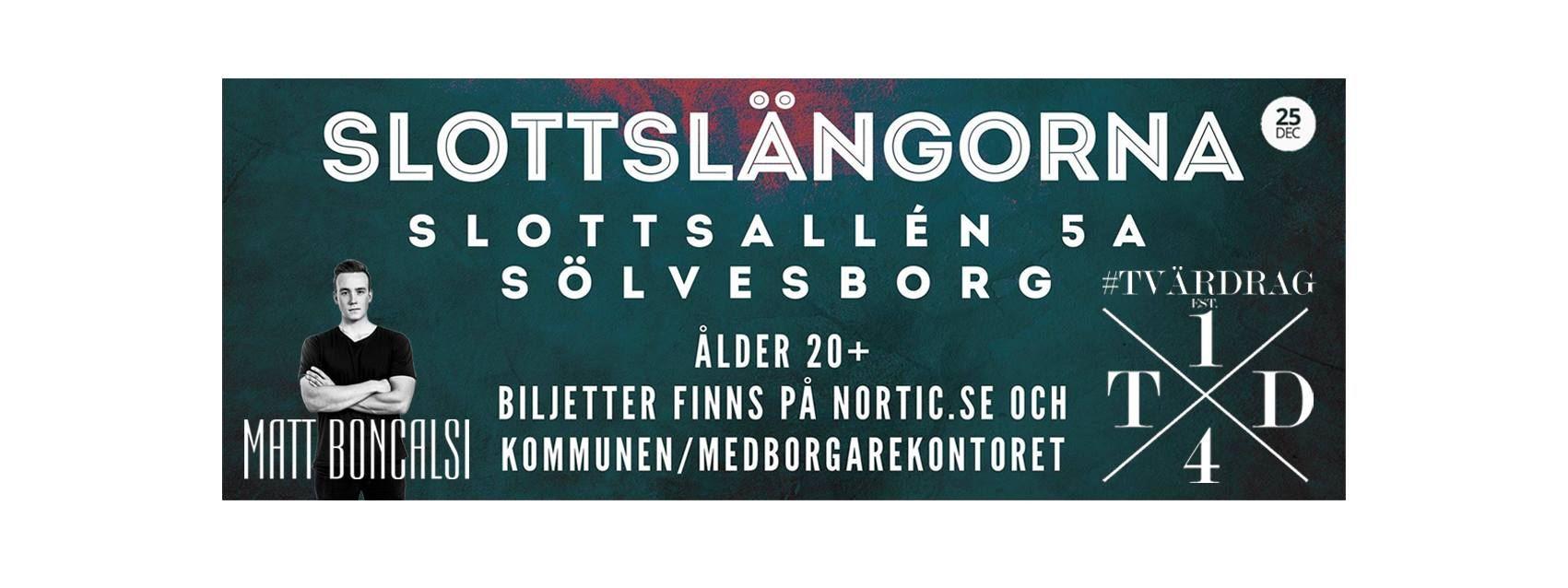 Juldagsdisco i Slottslängorna