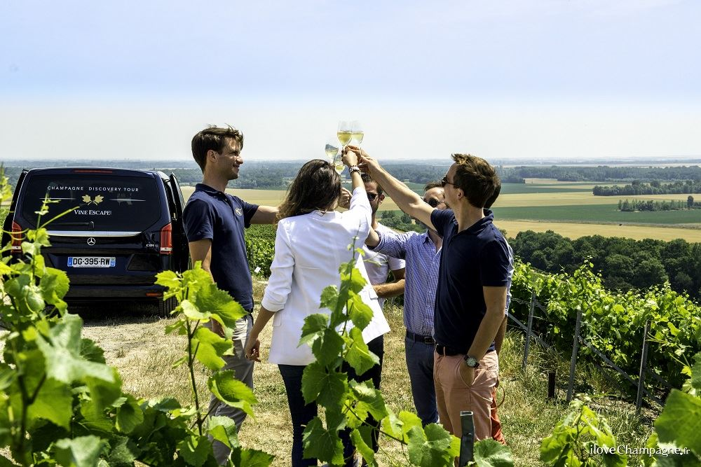 Champagne Discovery Day to Moët & Chandon