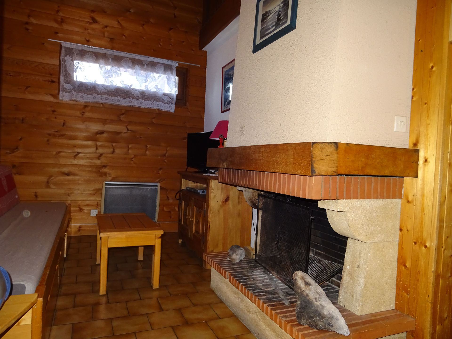 Chalet 5 Rooms 8 Pers / VILLARENCEL 1
