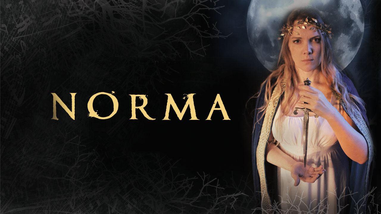 Operafabriken presenterar stolt operan Norma av Vincenzo Bellini, hans mästerverk! Unikt internationellt samarbete med Camerata Geminiani och European Associated Artists!