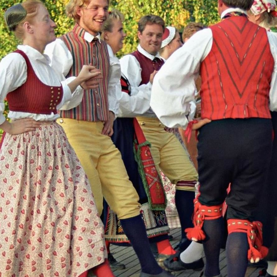 Grundkurs i gammeldans
