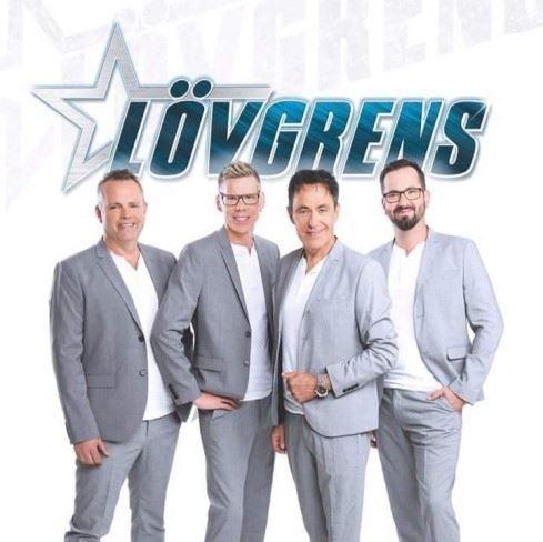 Dans med dansbandet Lövgrens