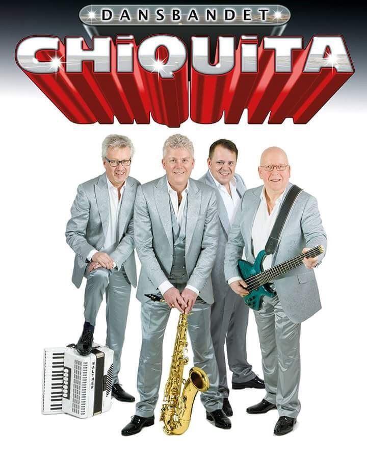 Dans med dansbandet Chiquita